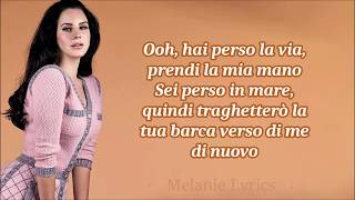 Baixar Lana Del Rey - Mariners Apartment Complex || Traduzione in Italiano