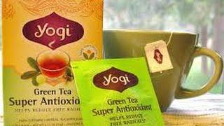 Review: Yogi Green Tea Super Antioxidant