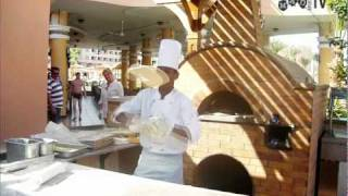 MADsportsTV - MAD Chef : PIZZA Freestyle (MAD Sports home video) приколы, трюки