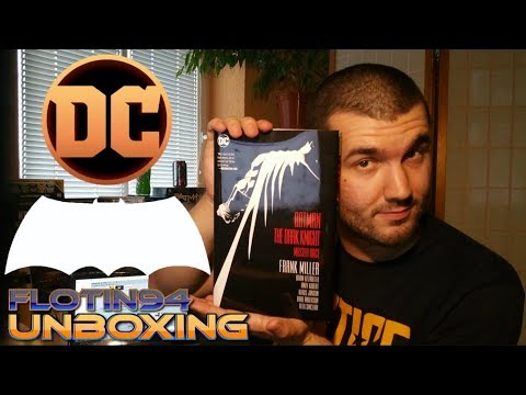The Dark Knight III: The Master Race UNBOXING | FloTin