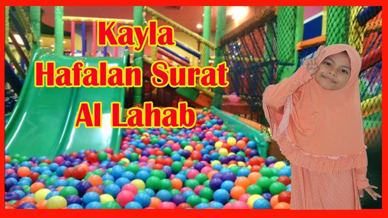 Kayla Belajar Hafalan Surat Pendek Al Quran Anak Kecil Surat Al