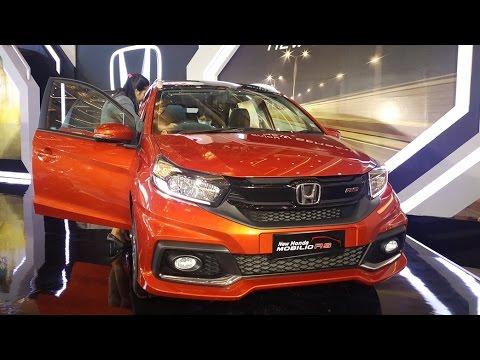 In Depth Tour New 2017 Honda Mobilio Rs Cvt Indonesia Youtube