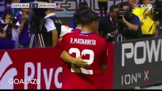 Costa Rica Vs USA 4-0 Goals and Highlights