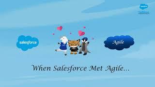 When Salesforce Met Agile    #Salesforce #SfdcPanther #Meetup
