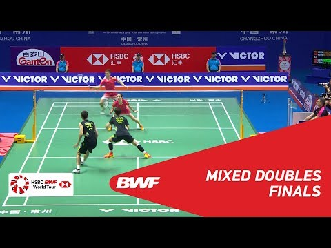 F   XD   ZHENG/HUANG (CHN) 1 vs ZHANG/LI (CHN) 5   BWF 2018