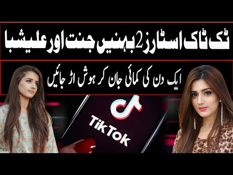 Did You Know One Day Earning of TikTok Stars Jannat Mirza And Alishba Anjum?