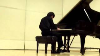 カバレフスキー ソナタ Kabalevsky Sonata No.2 1st movement