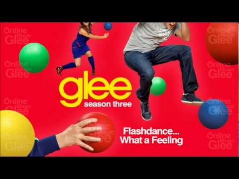 Flashdance (What A Feeling) - Glee [HD Full Studio]