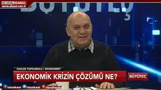 Gambar cover Büyüteç - 2 Mart 2019 - Can Karadut - Hakan Topkurulu - Rozerin Doğan - Melih Baş - Ulusal Kanal