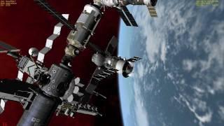 Orbitor 2010 - Soyuz Rocket Mission - With Thunderbirds Music