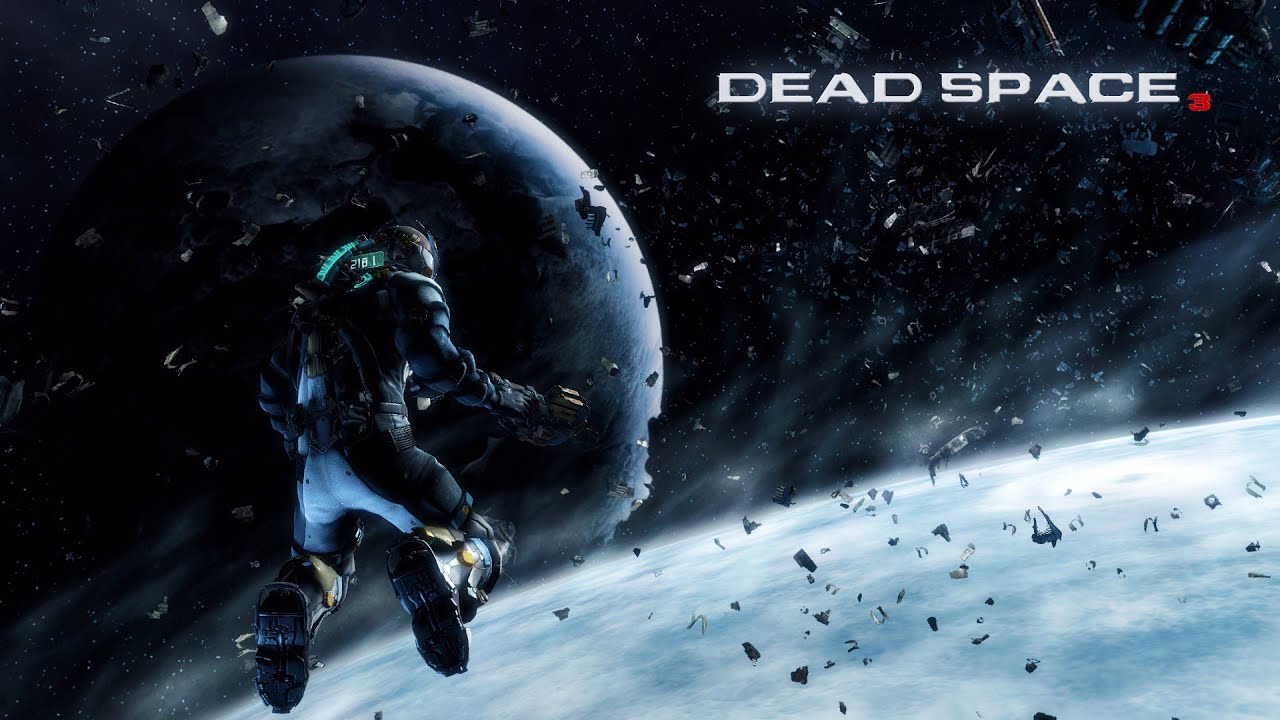 Dead Space 3 The Movie HD All Cutscenes And Boss Fights