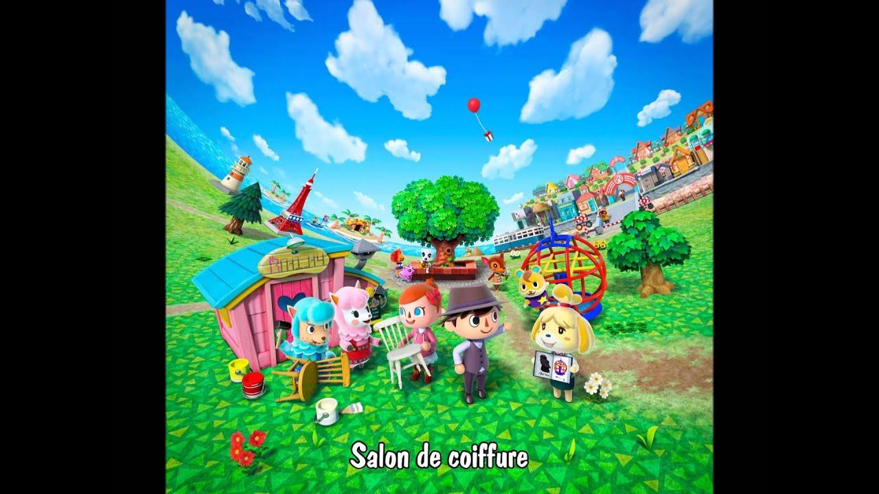 Salon de coiffure animal crossing new leaf ost youtube - Animal crossing new leaf salon de coiffure ...