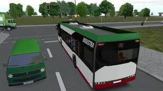 OMSI 2 Solaris Urbino 12 IV - Maps Grundorf