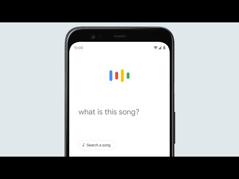 Hum to Search- Now in the Google app