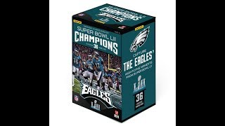 Panini Instant Eagles Super Bowl LII Champions 36 Card Team Set