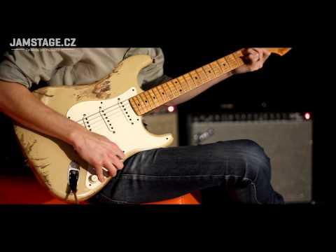 Fender Custom Shop '56 Heavy Relic Stratocaster - Desert Sand (Lukáš Martinek)