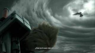 Final Fantasy VII Advent children Complete Cloud vs Sephiroth