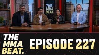 The MMA Beat: Episode 227 (Diaz vs. Pettis, Frankie Edgar's Title Shot, UFC Rochester Preview, More)