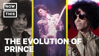 How Prince Transformed the Music Industry | Evolution Of | NowThis