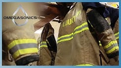 The Most Effective Way to Clean Firefighter PPE Gear: Ultrasonic Cleaning