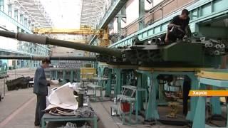 "Харьковский завод отправил Нацгвардии ""африканские"" танки"