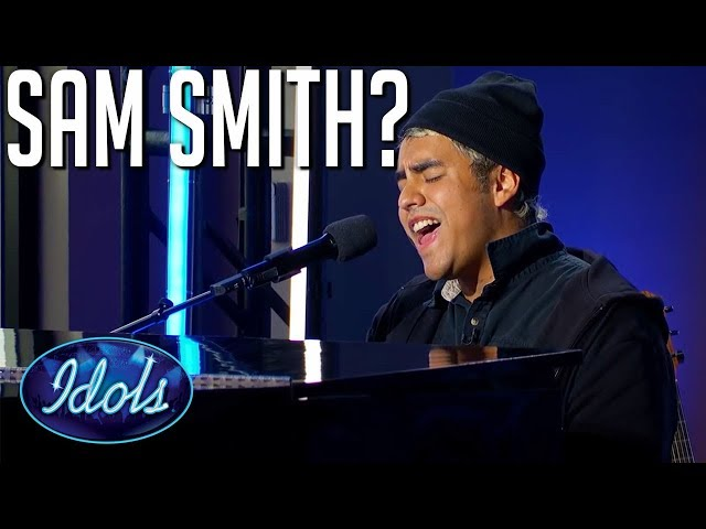 Judges Cant Believe His Voice on American Idol | Idols Global