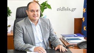 Ο Δήμαρχος Κιλκίς Δημήτρης Κυριακίδης για τα αδέσποτα-Eidisis.gr webTV