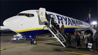 Ryanair Boeing 737-8AS | FR203 London Stansted to Dublin Airport | Full Flight
