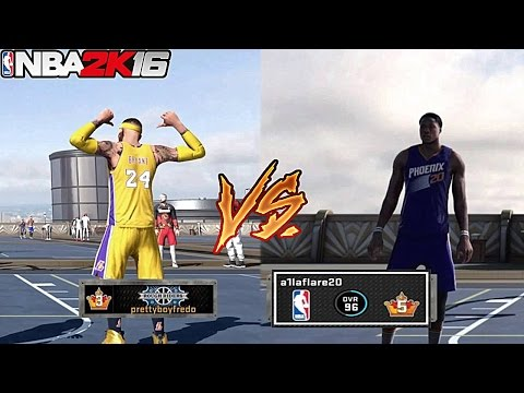 Prettyboyfredo Vs NBA Player Archie Goodwin!!! Best out of 3!!! NBA 2K16