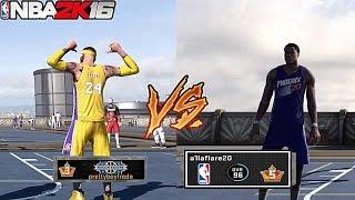 Prettyboyfredo Vs NBA Player Archie Goodwin!!! Best out of 3!!! NBA 2K16