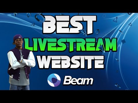 The *BEST* Livestreaming Website *FREE* 2016! ''Easiest Way To Livestream 2016''  (Livestream Games)