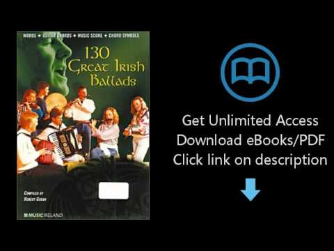 Download 130 Great Irish Ballads, Book and CD [P.D.F]