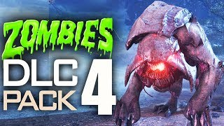 IW ZOMBIES DLC 4 TEASER: EXTINCTION RETURNING & ALL EASTER EGGS EXPLAINED! (Infinite Warfare)