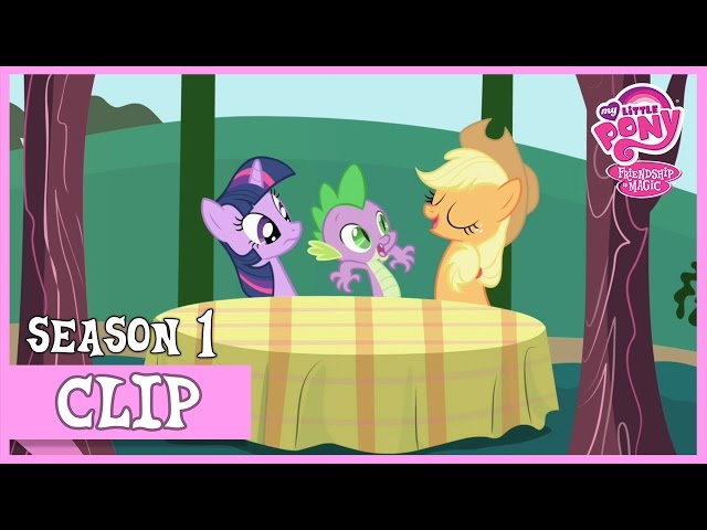 Twilight Meets Applejack (Friendship Is Magic) | MLP: FiM [HD]