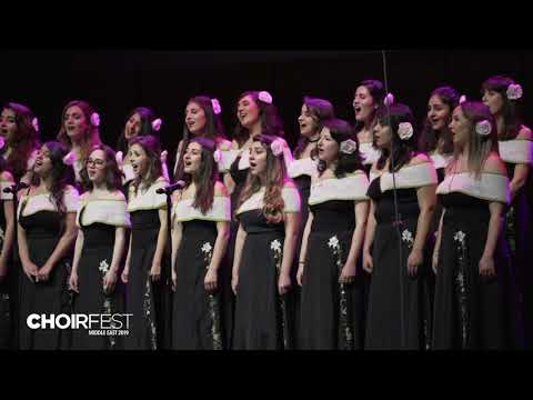 Gardenia Singers   Live at the ChoirFestME 2019 Gala Concert @ Dubai Opera