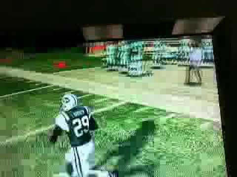 All-Madden Leon Washington punt run