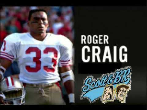Roger Craig on the Scott & BR NFL Super Bowl Show