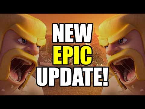 Clash Of Clans | NEW UPDATE INBOUND!! ATTACK YOUR OWN CLAN MATES IN FRIENDLY BATTLES 2016!