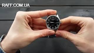 Мужские механические наручные часы Winner Handsome Classic (№223) обзор