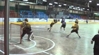 Max Murdoch Box Lacrosse Highlights Jr B 2014