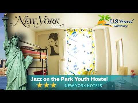 Jazz on the Park Youth Hostel - New York Hotels, New York
