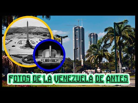 Fotos de La Venezuela de Antes que Desconocias Años 50 y Más
