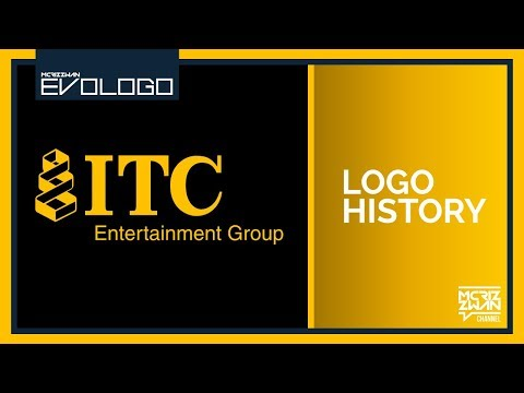 ITC Entertainment Group Logo History | Evologo [Evolution of Logo]