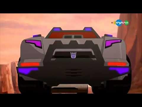 Мультфильм трансформеры роботы под прикрытием 3 сезон 1 серия