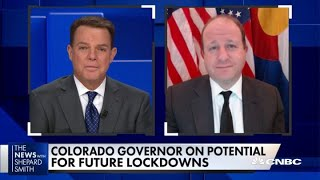 Colorado Governor Polis: We really need the federal government to step up