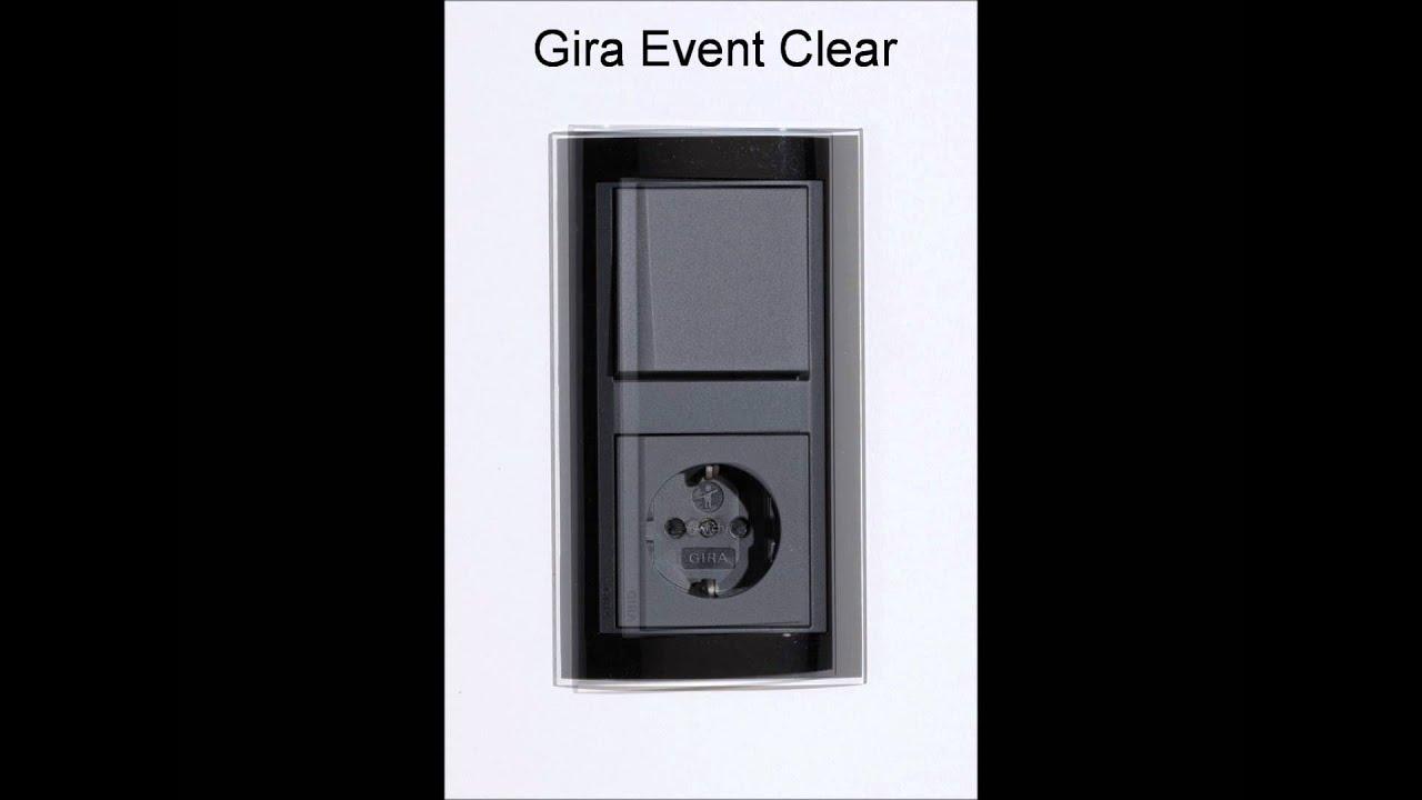 Gira Event Clear - YouTube