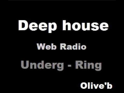 Deep house mix / Dj Olive'b Mix on web Radio ..... 2013