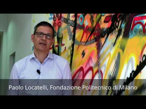 Paolo Locatelli, FPM di Milano, explains benefits of e-Skills Match in e-Health sector