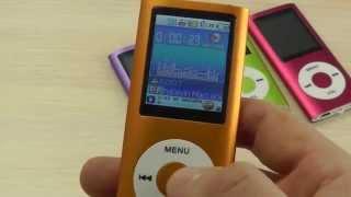 """ОБЗОР: MP3 / MP4 Плеер """"iCool"""" с Динамиком, Видео и Фото + Наушники и MicroSD!"""