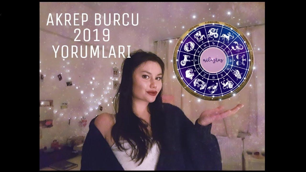 2019 akrep burcu